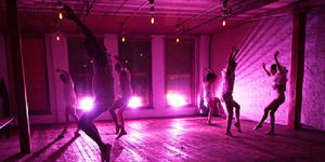 "Monday 21-Dance performance¦REBECCA LAZIER ""Coming Together/Attica"""