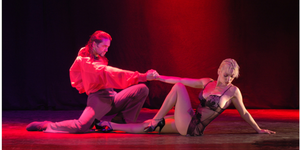 Monday 14-Dance performance¦GUSTAVO ROUSSO, Tango in Red Major